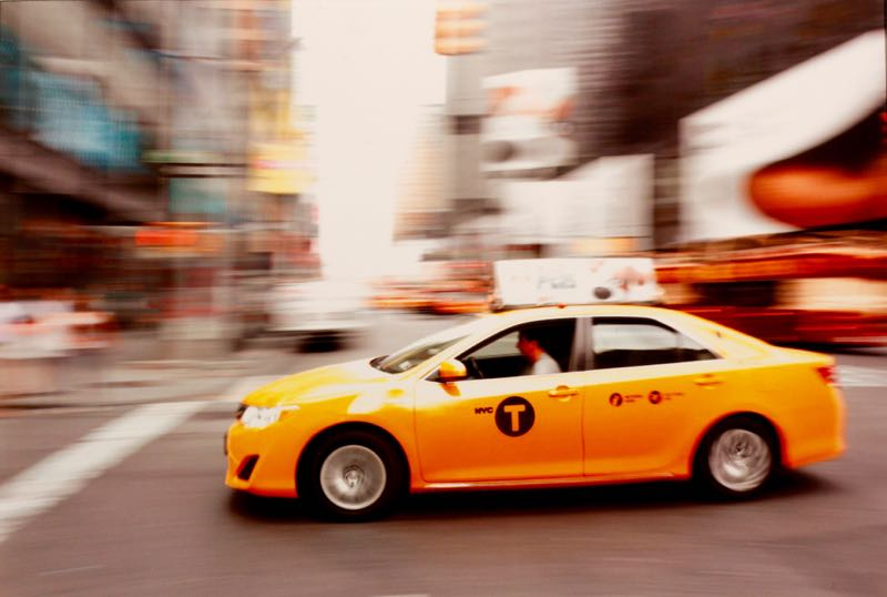 Video classes NYC - Midtown Manhattan traffic